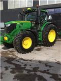 John Deere 6195 R, 2016, Traktori