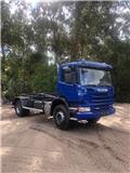 Scania P 280, 2013, Vinçli kamyonlar