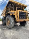 Caterpillar 777 B, Rigid dump trucks