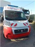フィアット Ducato、2014、救急車