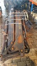 Loglift F51 first and second crane Arm, Medžių kirtimo mašinų kranai