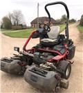 Toro Triflex 3420 Grünsmäher Greensmower, 2014, Stand on mowers