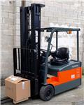 Toyota 7 FB EF 18, 2006, Electric forklift trucks