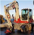 Take-Job TB295W *UTHYRES / FOR RENT*, 2016, Wheeled Excavators