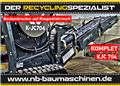 Komplet K-JC704 | Mobiler Backenbrecher | Brechanlage, 2021, Screeners