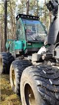 Timberjack 1270D, 2004, Harwestery