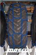 Bonnet 14.9 - 30 Snökedjor NYA 8 mm, Rastos, correntes e material rodante