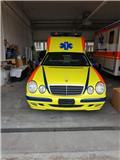 Mercedes-Benz E 270 CDI, 2004, Krankenwagen