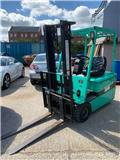 Mitsubishi FB18KT, 2005, Electric forklift trucks