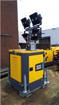 Atlas Copco B5 +, 2017, Light towers