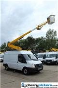 Ford Transit, 2008, Other lifts and platforms