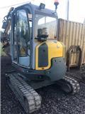 Wacker Neuson 38Z3, 2013, Mini Excavators <7t (Mini Diggers)
