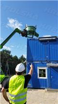 Kreatec KR-BET 1300l betonisekoitin, 2019, Stavebné miešačky