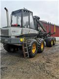 Ponsse Wisent 8W, 2003, Forwarder