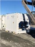 Carrier 10fot kyl & Fryscontainer, 2012, Refrigerated containers