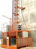 Fangyuan SC 200، 2014، Hoists and material elevators