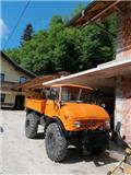 Unimog 406, 1974, Farm / grain trucks