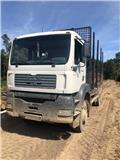 MAN 33.413, 2003, Timber trucks