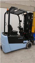 Utilev UT18PTE, 2013, Electric forklift trucks