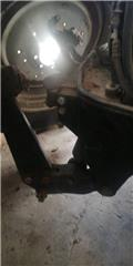 Valtra T190, 2005, Chassis and suspension