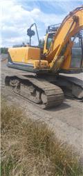Hyundai Robex 140 LC-9 A, 2014, Crawler excavators