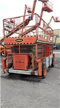 SkyJack 9250RT, 2007, Scheren-Arbeitsbühnen