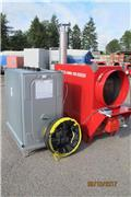 Komplettes Heizung Set 220 KW Jumbo 200 TC Hallenheizung Zeltheizung Air Heater, 2015, Heating and thawing equipment