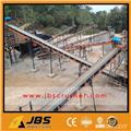 JBS Used 100TPH GRANITE STONE CRUSHING LINE、2017、骨材プラント