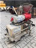 SBS Beton-Spritzmaschine TYP A1, 5 cbm/h, 1992, Samojezdne pompy do betonu