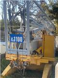 FMGRU RBI 1131, 2008, Tower Cranes