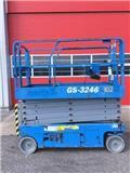 Genie GS 3246, 2013, Plataformas tijera
