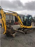 Komatsu PC55MR-3, 2011, Mini excavators < 7t (Mini diggers)