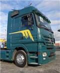 Mercedes-Benz Actros 1841, 2004, Cabins and interior