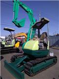 Yanmar B 3-3 A、小型挖土機(掘鑿機,挖掘機)<7t(小型diggers)