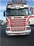 Scania R 620, 2008, Tømmertransport