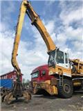 Liebherr A 932 Litronic, 1995, Mobilbagger