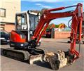 Kubota U 30-3, 2010, Mini excavators < 7t (Mini diggers)