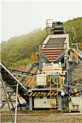 Дробильно-сортировочный комплекс  Samyoung Plant Полумобильный ДСК PCP200, 2016