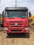 Howo 6*4, Site dumpers