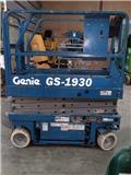 Genie GS 1930, 2002, Nožnicové zdvíhacie plošiny
