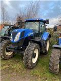 New Holland T 7.185 RC, 2014, Tractors