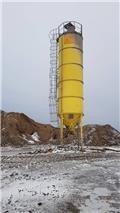 Silos na cement Life 36m3, 2011, Betonare