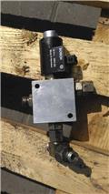 Kramer-allrad Hydraulic distributor hydraulic 320 318 injector H, Hidraulika