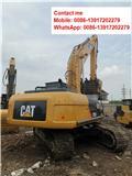 Caterpillar 325 D, 2015, Crawler Excavators