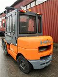 Heli CPCD 50, 2014, Dieseltrukit