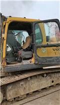 Volvo EC 210 B, 2011, Excavadoras sobre orugas