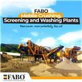 мобильная дробилка Fabo MOBİLE CRUSHER PLANT, 2021