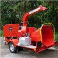 Teknamotor Skorpion 250 SDT, Wood chippers