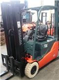 Toyota 8 FB ET 18, 2012, Electric forklift trucks
