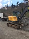 Volvo EC 55, 2013, Mini Excavators <7t (Mini Diggers)